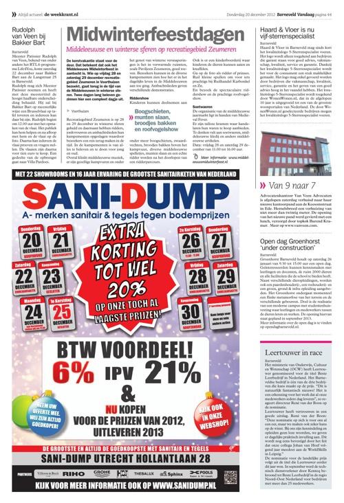 Barneveld Vandaag 20-12-2012 | Leertouwer in de race