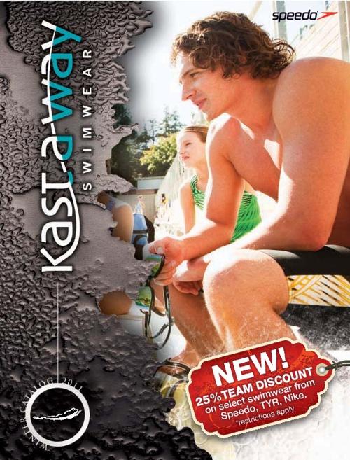 Kast-A-Way Swimwear Catalog (Winter 2010)