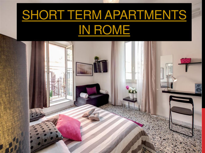 Short Term Apartments In Rome