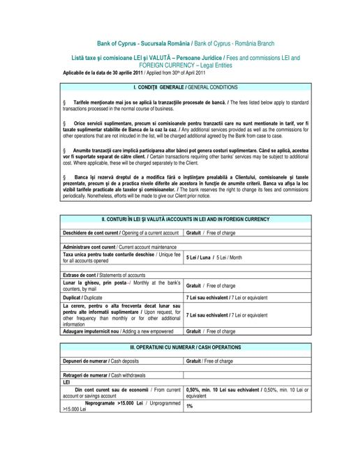 7_Lista_taxe_si_comisioane_PJ_aplicabil_30_APR_20117_Lista_taxe_