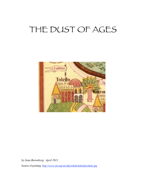 THE DUST of AGES