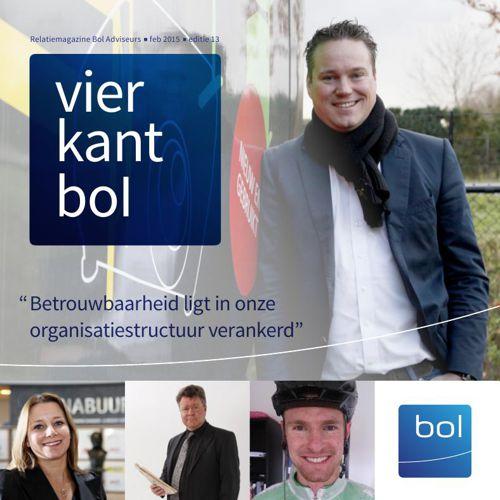 Vierkant Bol - editie 13 - Februari 2015