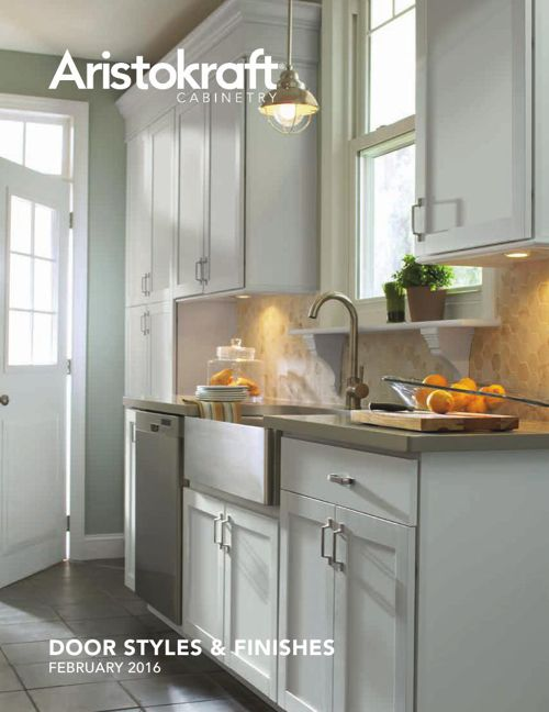 Aristokraft Door and Finish Guide 2016