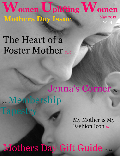 Women Uplifting Women E-Magazine Vol 4 (May 2012)