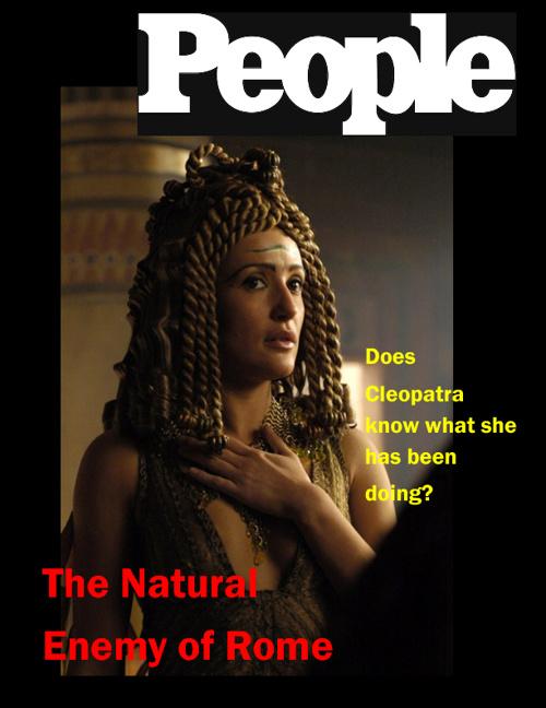 Cleopatra Draft, Matheu