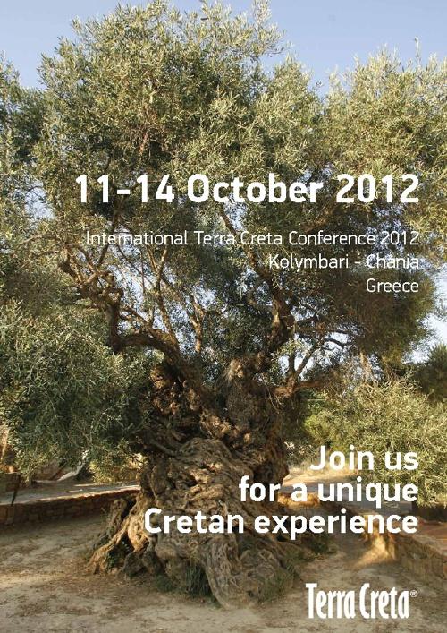 Terra Creta International Conference 2012