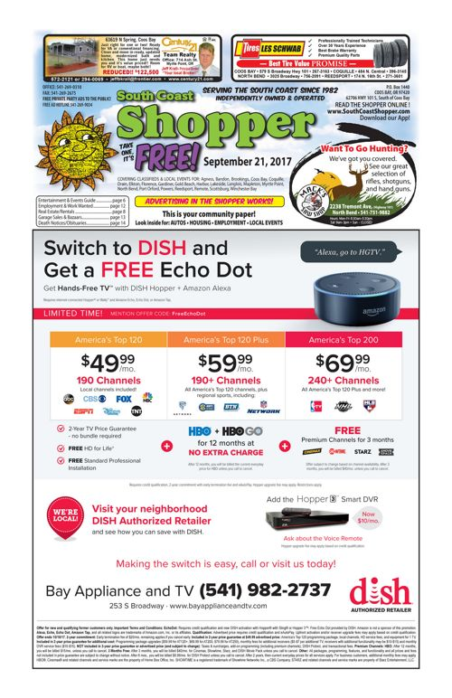 South Coast Shopper e-Edition 9-21-17