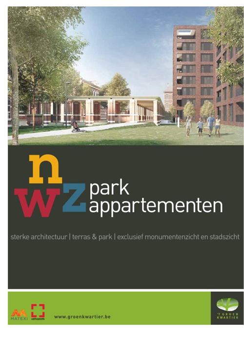 't Groen Kwartier - Parkappartementen