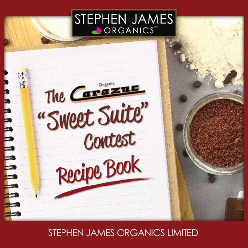 Carazuc Recipe Book