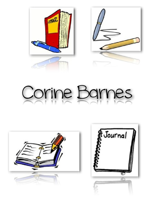 Corine's Journals Third Six Weeks
