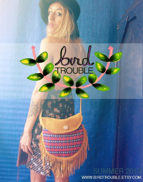 Bird Trouble Look Book S20012