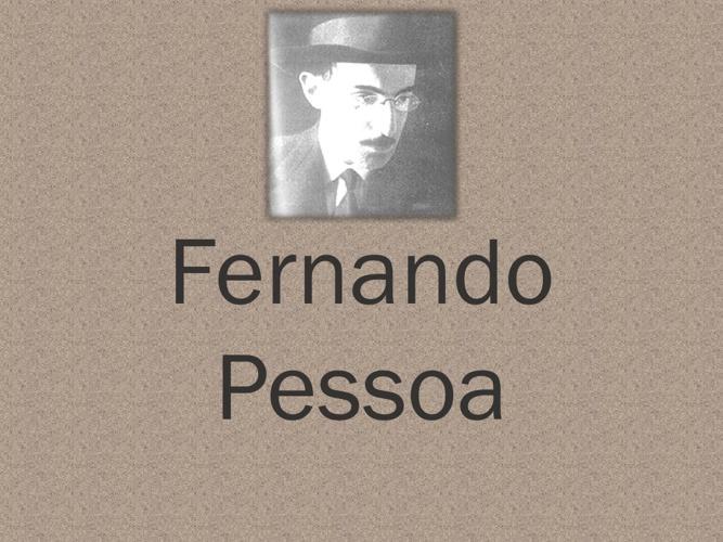 Biografia - Fernando Pessoa