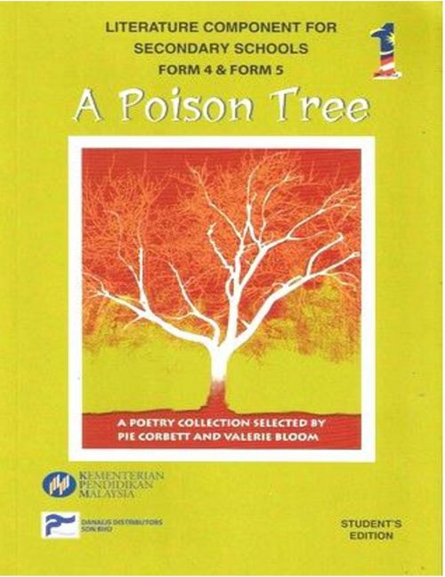a poison tree by william blake summary pdf