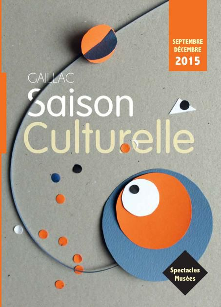 Saison culturelle 2015 Gaillac