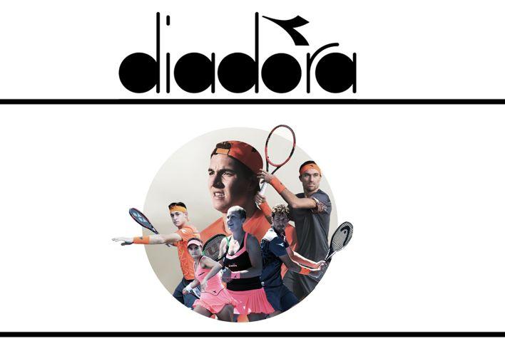 Diadora Tennis Dream Team 2018