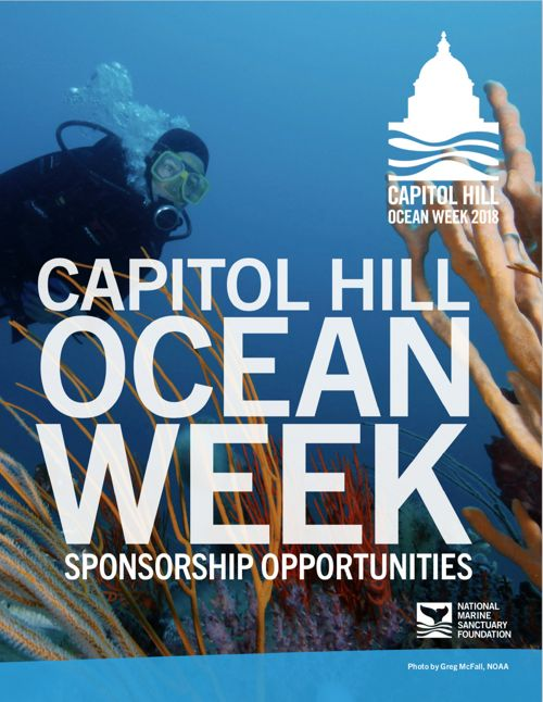 Capitol Hill Ocean Week 2018 Sponsorship Packet