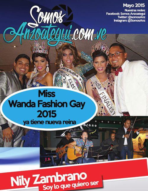 Revista Somos Anzoátegui -  Mayo 2015