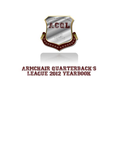 ACQL Yearbook