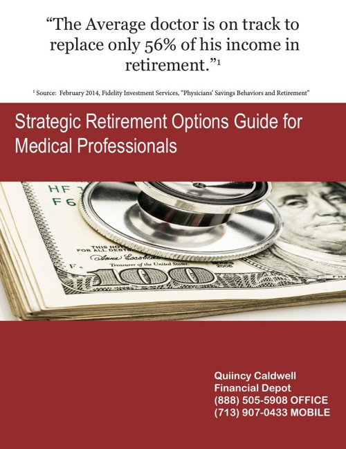 Medical Professional Retirement Guide