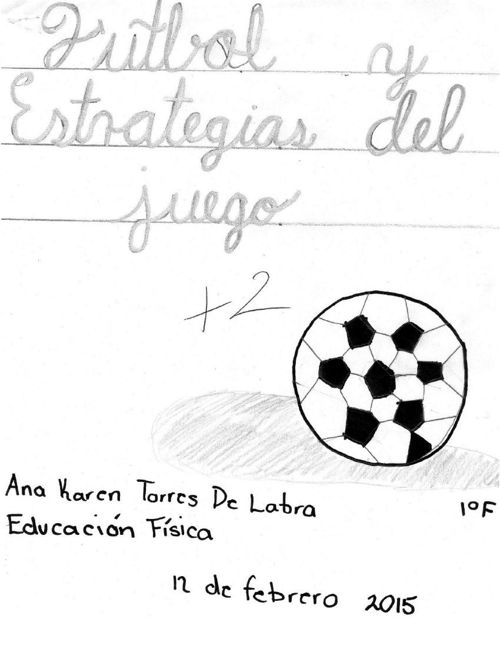 Futbol y estrategias del juego