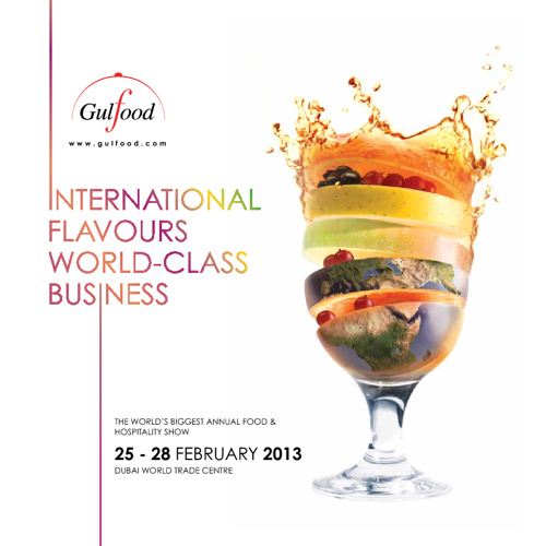 Gulfood 2013 Brochure