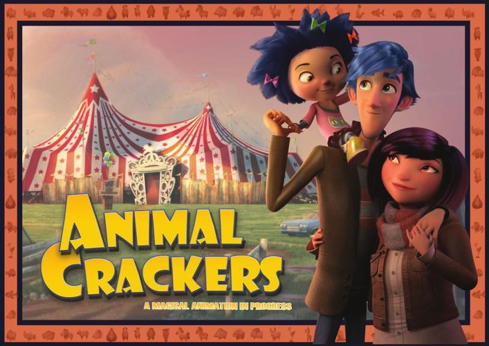 Animal Crackers - A magical animation in the making