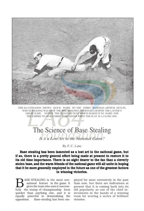 Lou Brock basestealing
