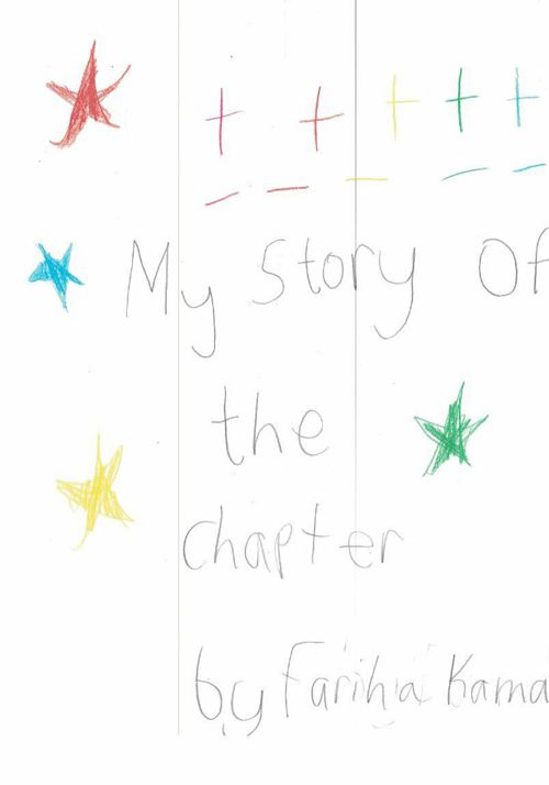 My Story of the Chapter by Fariha Kamal