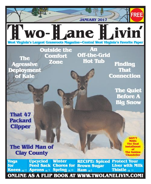 Two Lane Livin January 2017
