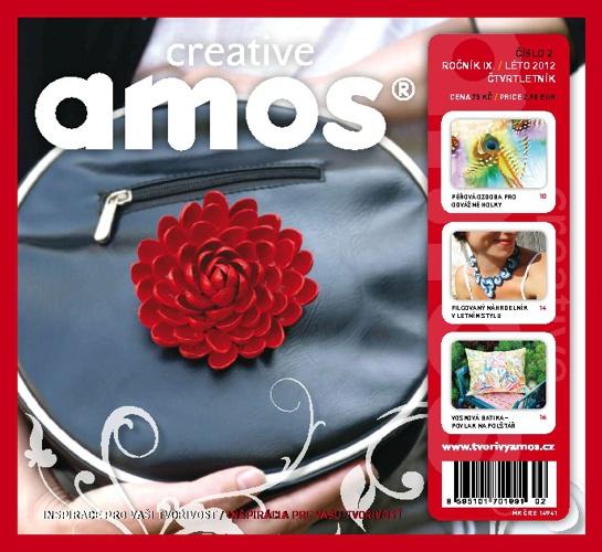 Creative AMOS 02/2012 LÉTO-ochutnávka