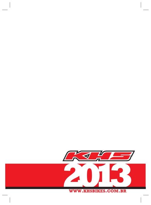 Catálogo KHS 2013
