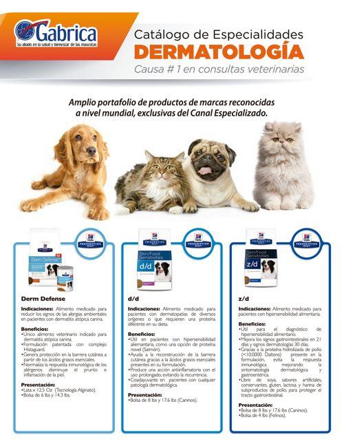 Catálogo Digital Dermatología