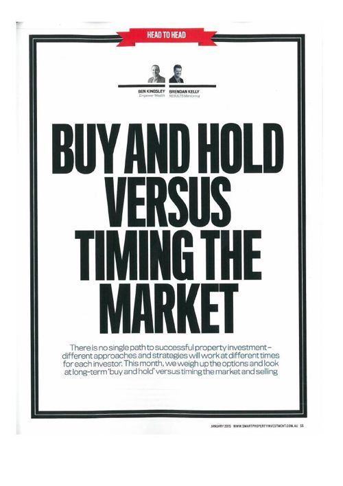 Smart-property-investment-magazine-Buy-and-hold-strategy-versus-