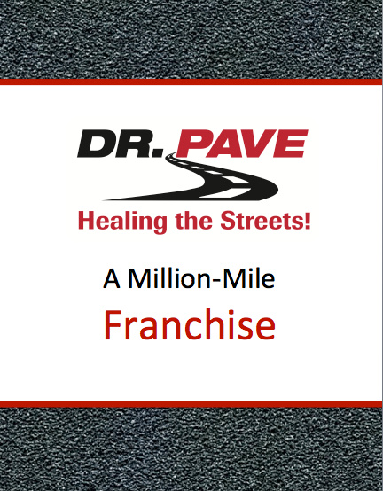 Dr. Pave Franchise Brochure - Draft