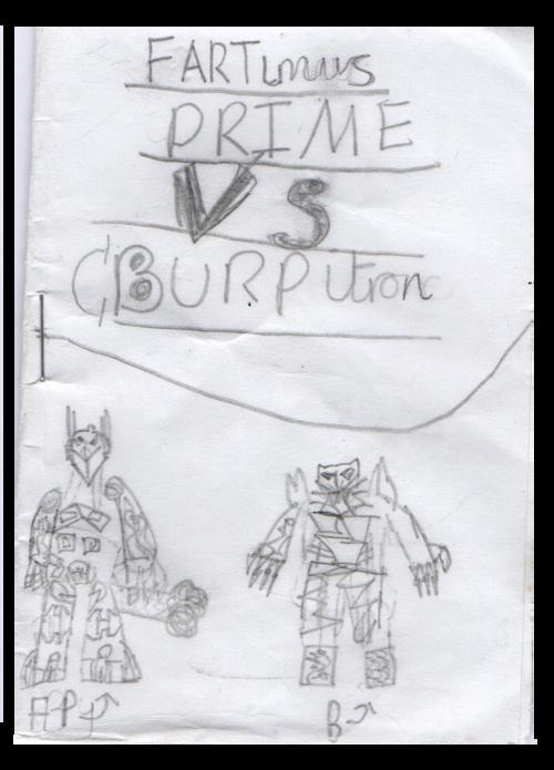 FARTimus PRIME VS BURPitron