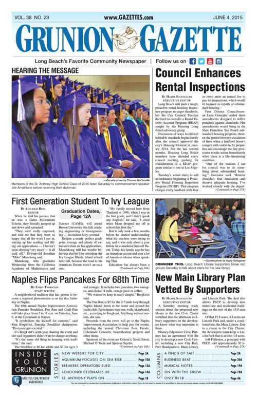 Grunion Gazette 6-4-2015