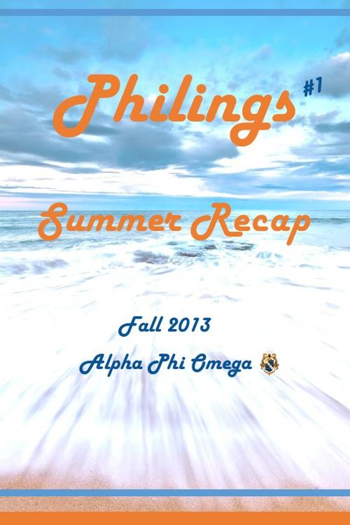 Philings- Summer Recap