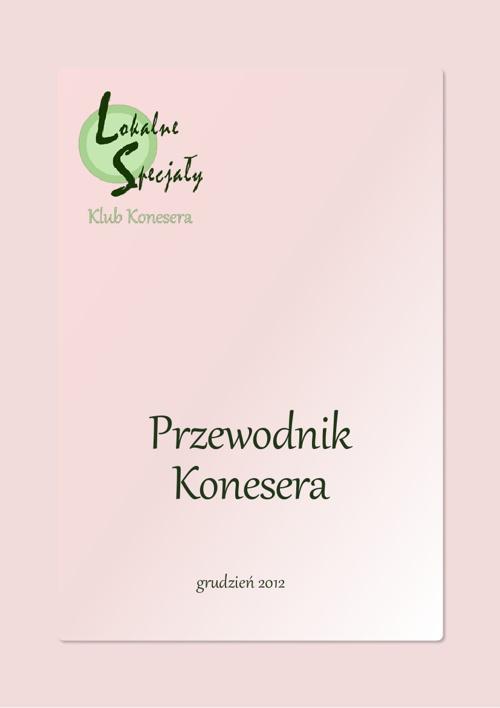 LokalneSpecjaly.pl - Przewodnik Konesera - grudzień 2012