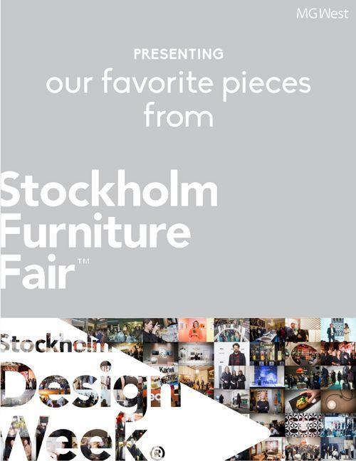 Stockholm Furniture Fair 2017