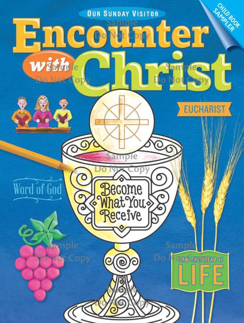 Encounter With Christ - Child's Book Sampler