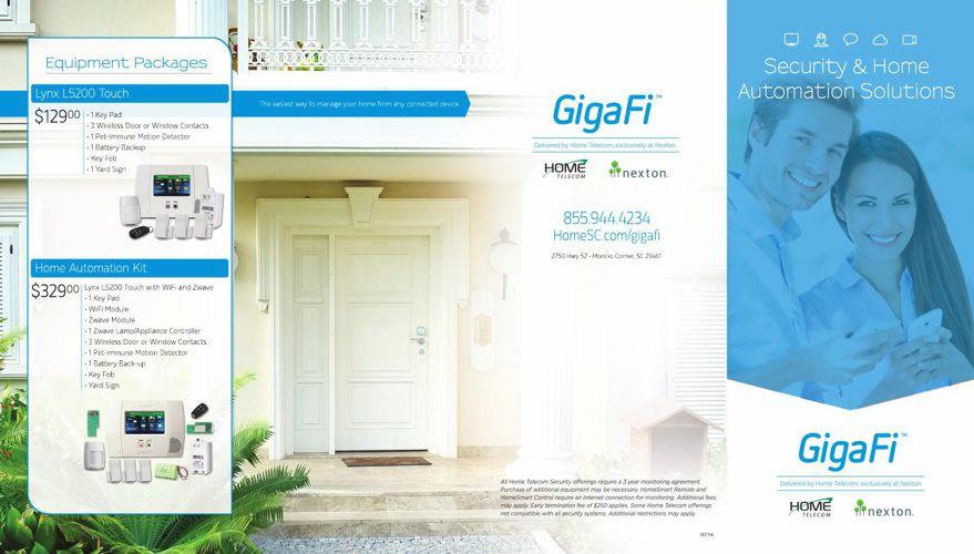GigaFi Security HA press
