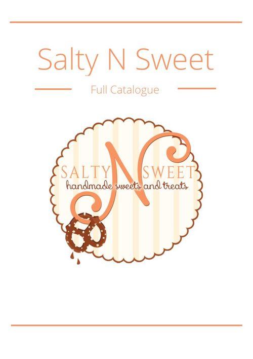 Salty N Sweet Full Catalogue