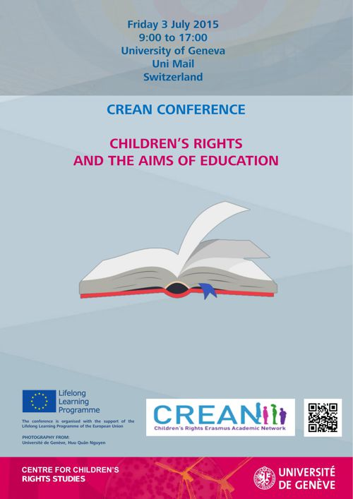 CREAN Conference Programme