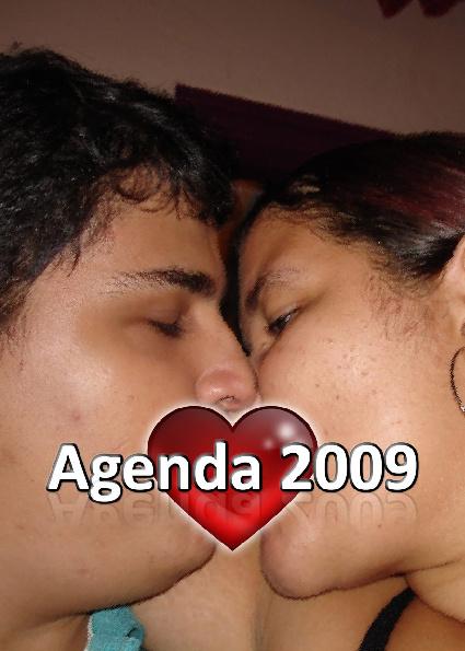 Amostra de Agenda Premium