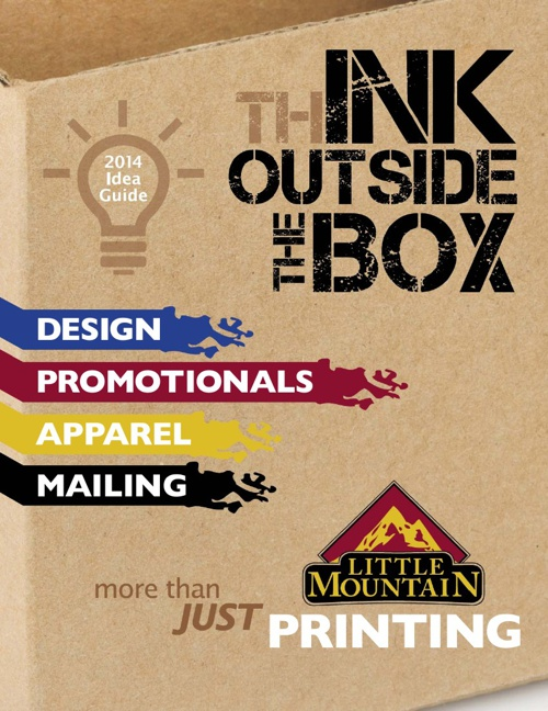 Little Mountain Printing - Catalog - Think Outside The Box
