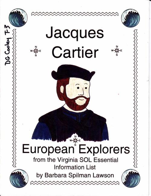 Jaques Cartier Book