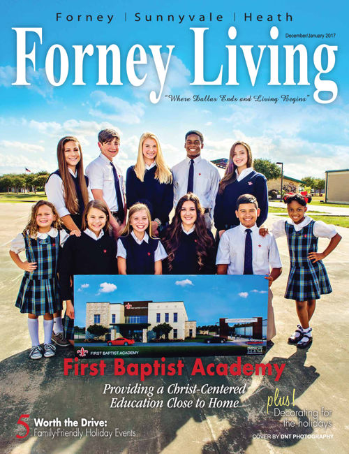 Forney Living - Dec/Jan 2016