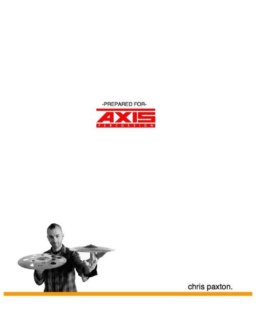 Chris Paxton: Press Kit