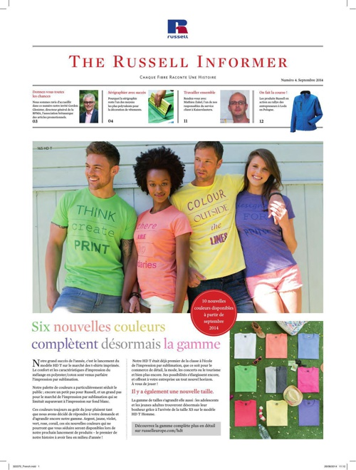 Russell Informer Issue 4 - French final print pdf