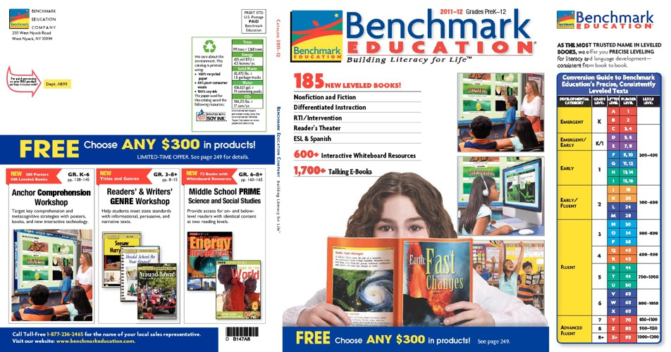 BenchMark Catalogue